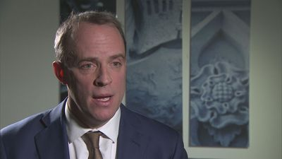 Raab: We've cleared the path to bring justice for Harry Dunn