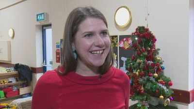 Jo Swinson speaks in Hampshire
