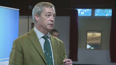 Nigel Farage: Big chance of winning Barnsley seats