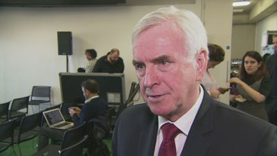 McDonnell responds to 4-year-old sleeping on hospital floor
