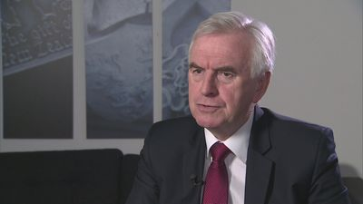 McDonnell: We underestimated the dirty tricks of the Tories