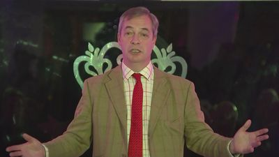Farage: General Election campaign has been pretty appalling