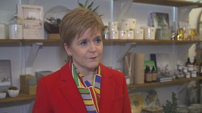 Nicola Sturgeon says Boris Johnson is a threat to the UK