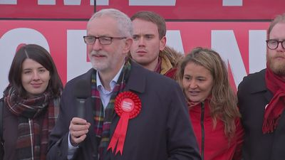 Corbyn: I've not come to deliver milk or to hide in a fridge