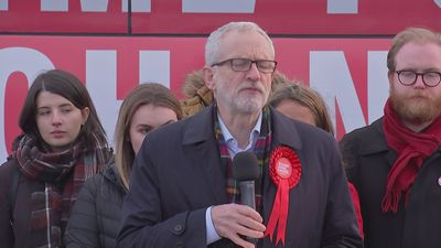Corbyn: 'Ashworth has done a fantastic campaign'