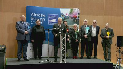 Conservatives gain Workington