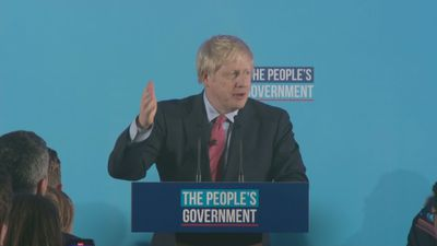 Boris Johnson: 'We pulled it off'