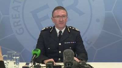 GMP chief 'personally disgusted' after child abuse report