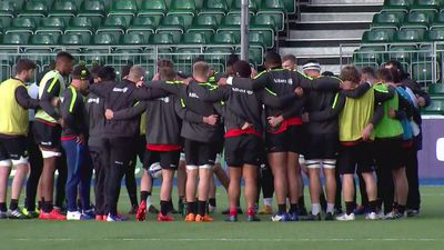 Saracens facing relegation over salary cap breach