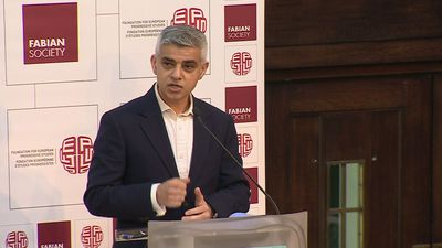 Khan will 'make London carbon-neutral by 2030' if re-elected