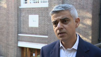 Sadiq Khan 'fed up' of Labour losing general elections