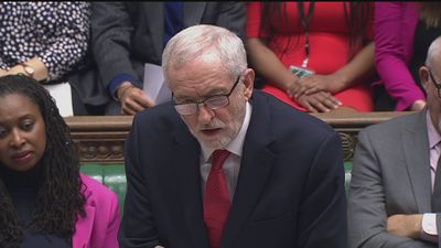 Corbyn challenges PM on low pay