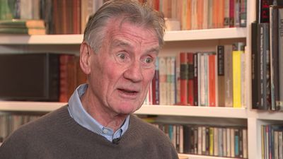 'Spirit of Python': Sir Michael Palin on Terry Jones' death