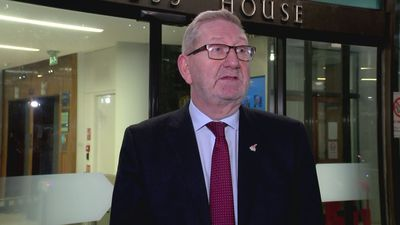 McCluskey: Unite the Union backs Rebecca Long-Bailey