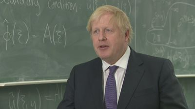 Boris: We're doing everything to reassure those in Wuhan