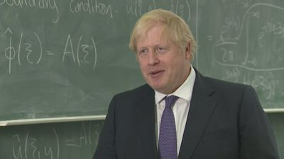 Boris: I respectfully disagree with the Taoiseach