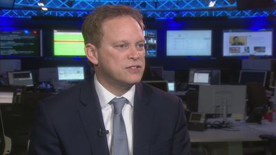 Shapps says project to expand Heathrow remains 'unchanged'