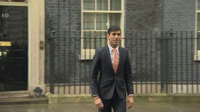 Rishi Sunak 'delighted' to be appointed Chancellor