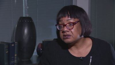 Diane Abbott on rapper Dave's attack on 'racist' PM
