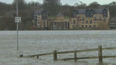 Further rainfall causes more floods in parts of Yorkshire
