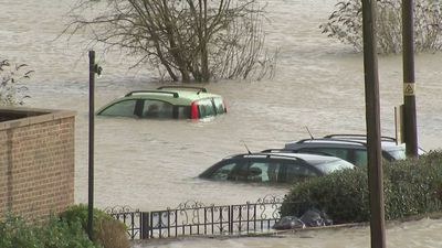 Severe 'danger to life' flood warning for Shrewsbury