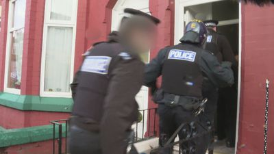 County lines arrests made in police raids operation