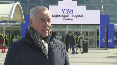 NHS Nightingale Hospital fully operational within 4 weeks