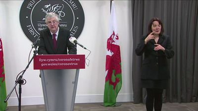 Welsh First Minister announces £500m 'crisis fund'