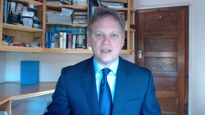 Grant Shapps: Repatriation will be 'a bit messy'