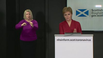 Nicola Sturgeon replaces chief medical officer