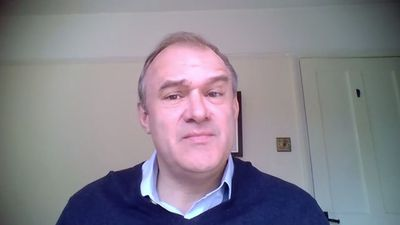 "Ed Davey: Coronavirus ""doesn't discriminate"""