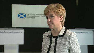 Nicola Sturgeon discusses lockdown measures