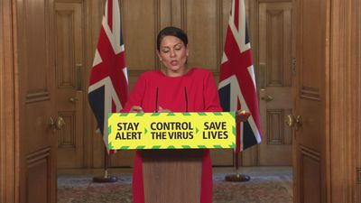 Priti Patel: 14 day quarantine will be enforced