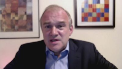 Lib Dems' Ed Davey on Dominic Cummings