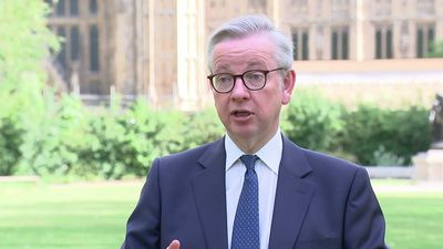 "Gove: Cummings' actions ""consistent with guidelines"""
