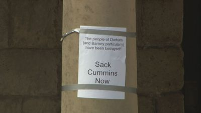 Durham Constabulary formally asked to investigate Cummings