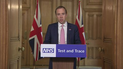 Government launch NHS 'Test and Trace' program