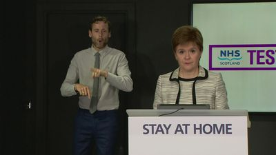 Nicola Sturgeon modifies Scotland's lockdown