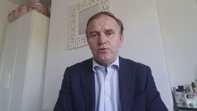 George Eustice on 'weaning' economy off furlough scheme