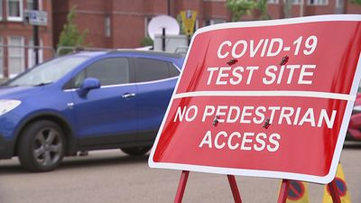 Testing increase blamed for Covid-19 case rise
