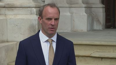 Raab: Chinese security law violates Hong Kong autonomy