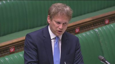 Grant Shapps discusses delay of air bridges announcement
