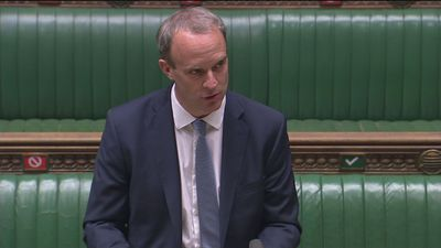 Raab introduces sanctions against human right abusers