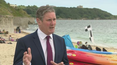 "Starmer: ""The key to prevent a second wave is mass testing"""