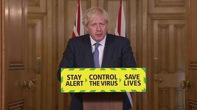 Boris Johnson on Covid lockdown measures in northern England