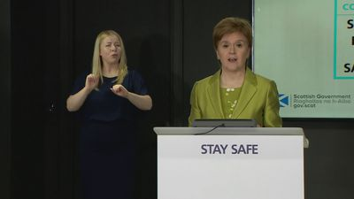 Sturgeon congratulates students on their SQA results today