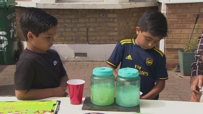 Boys raise thousands of pounds for Yemen by selling lemonade