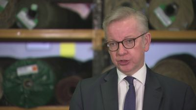 Gove: 'Home sec is focused on protecting UK's borders'