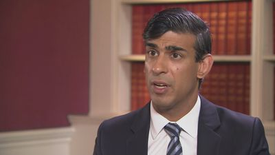 Sunak on Brexit talks: 'There remain gaps' on big issues