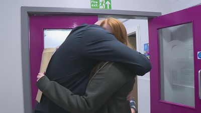 Students in Sunderland receive A-level results